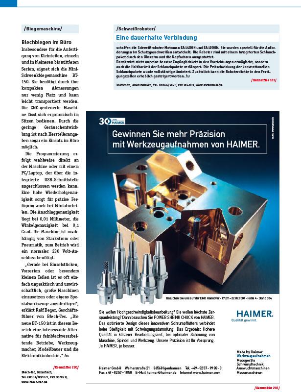 Scope // Ausgabe Nr. 7 - Juli 2007