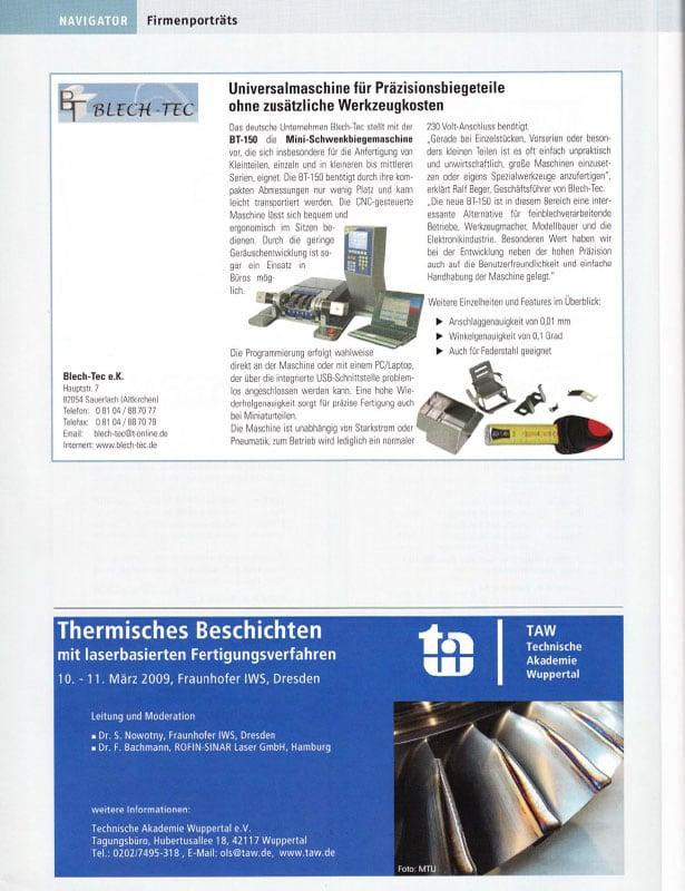 Form+Werkzeug // Ausgabe Nr. 6 - 2008
