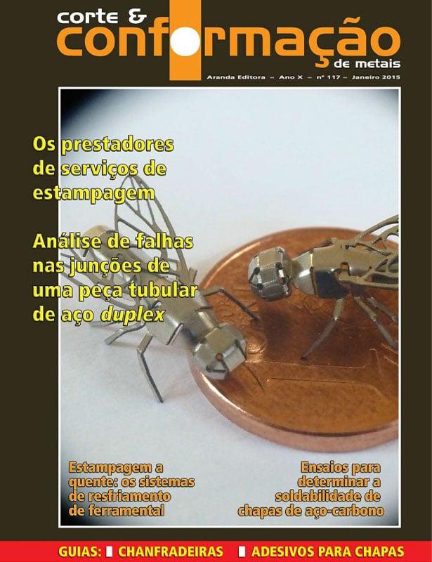 Revista Corte & Conformação // Janeiro 2015